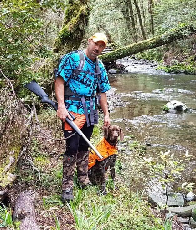 Tia n Ev - hunting NZ