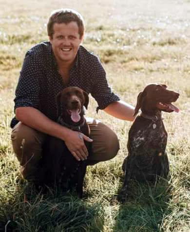 Cameron Price - Breeder based in Napier